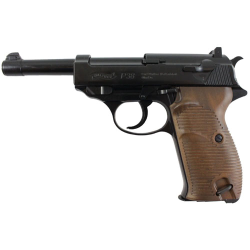 Walther P38 Blowback BB Gun