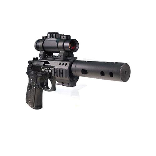 Beretta Black Tactical M92FS XX Treme Airguns