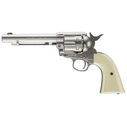 Peacemaker Nickel Pistol