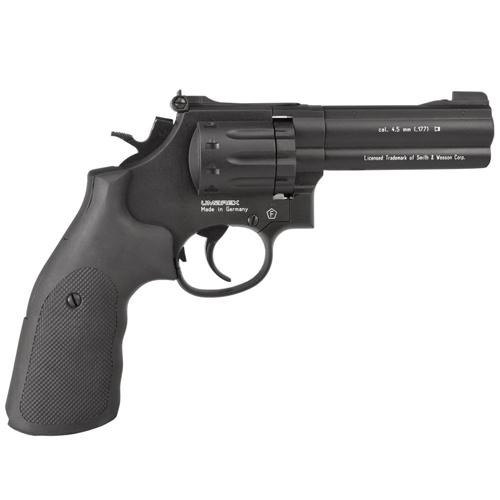 S&W 586 Barrel Pellet Revolver