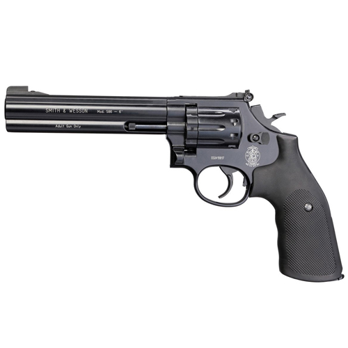 Smith And Wesson 586 6 inch Barrel Airguns