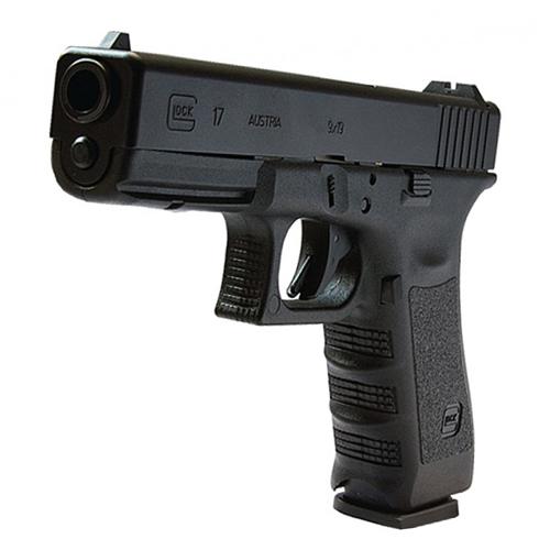 Glock 17 Gen 3 Blowback 0.177 Caliber Steel BB Pistol