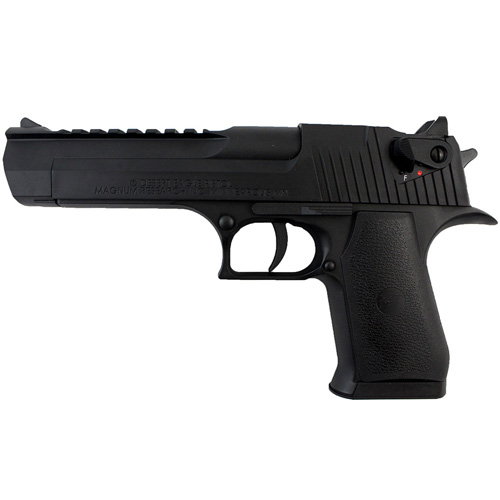 Desert Eagle Black Magnum Research Airguns