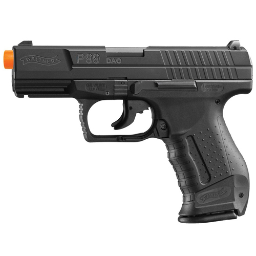 Black CO2 P99 Airsoft Gun