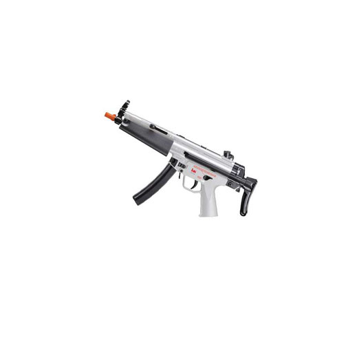 Heckler and Koch Clear MP5 A Retractable AEG Airsoft Gun