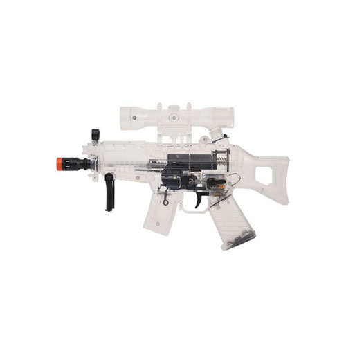 Walther Clear Mini SG-S Electric Airsoft Gun
