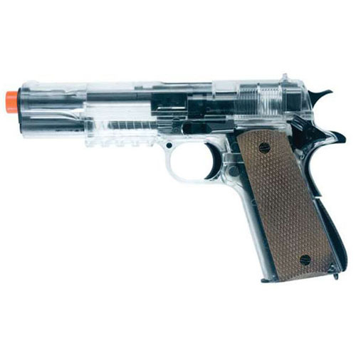 Colt Clear Combat Zone Stryker Airsoft Gun