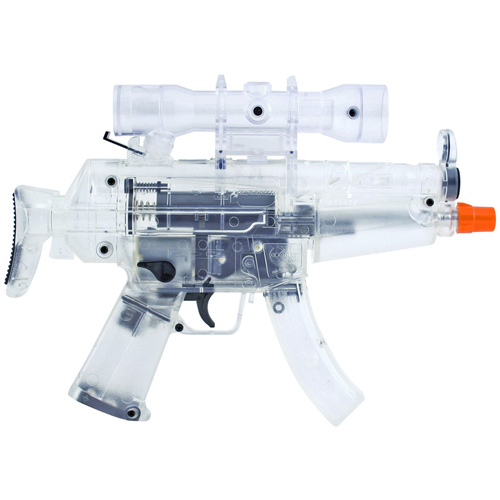 Mini-5 Clear Airsoft Pistol