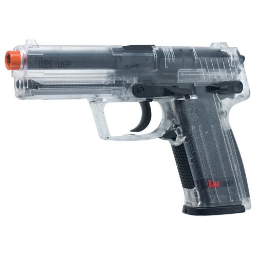 Heckler And Koch Clear USP Spring Airsoft Gun