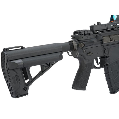 VFC VR16 Saber CQB M-LOK Airsoft Rifle - Black