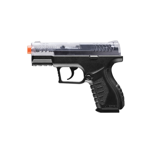 Enforcer Clear Airsoft Pistol