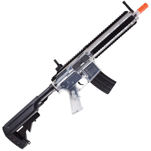 Heckler and Koch 416 AEG Clear Airsoft Rifle