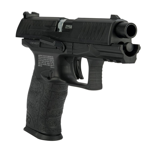 T4E Walther PPQ M2 .43 Cal Paintball Pistol - Black