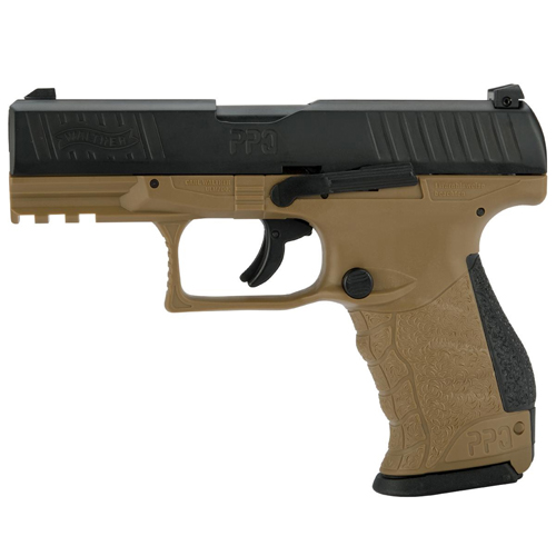 T4E PPQ M2 .43 Cal Paintball Pistol - Dark Earth