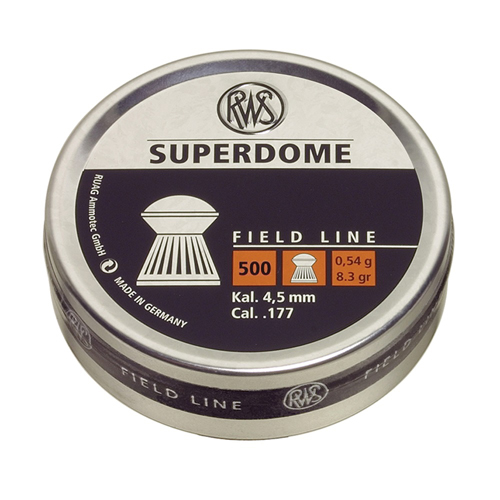 RWS Superdome Field Line Airgun Ammunition