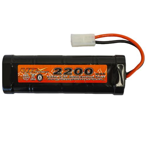 2200mAh 9.6V Ni-MH Large Battery