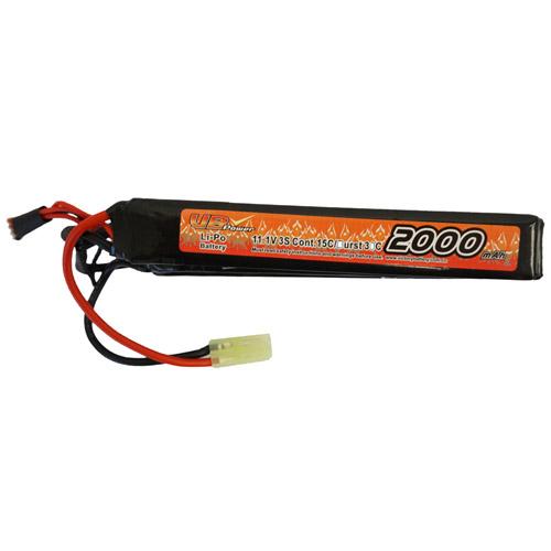 2000mAh 11.1V LiPO AEG Battery