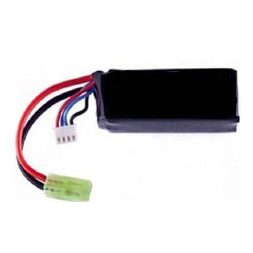 LiPO850H20C-7.4V 850mAh 7.4V 25C LiPO Battery