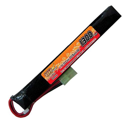 VB VB-LiPO1300H25C-7.4V-1 25C Cont. LiPO battery