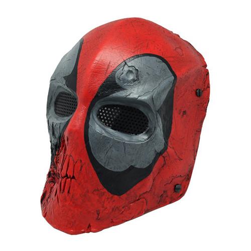 40D Skull Airsfot Mask