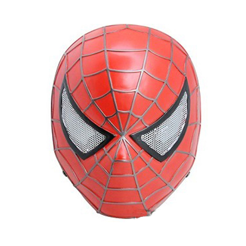 Spiderman Airsoft Mask