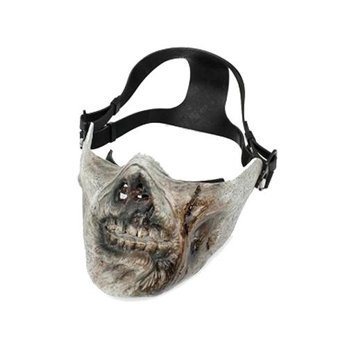 M05 Zombie WS23656JS Half Face Mask