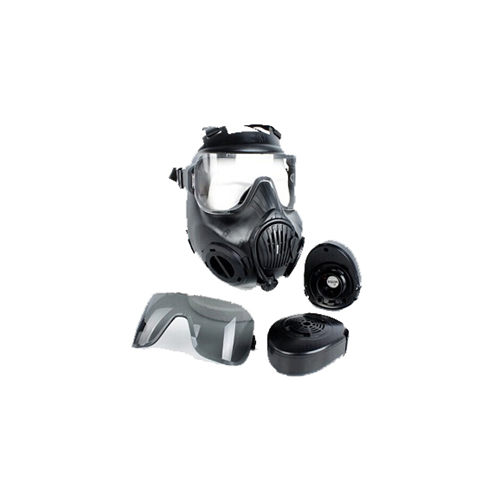 M50 Full Face Airsoft Mask with Fan