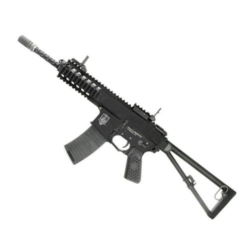 WE PDW Open Bolt System Standard C02 Airsoft Gun