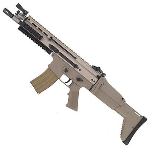 FN Scar-L GBB Tan Open Bolt Airsoft Rifle