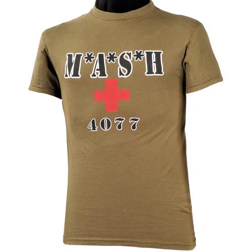 Mash T-Shirt Olive