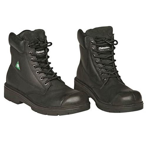 CSA Black Work Boot