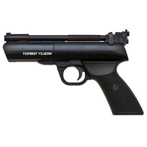 Webley And Scott Tempest .22 Air Gun Pistol