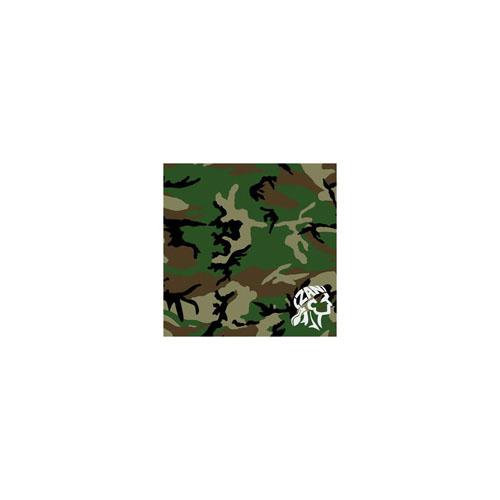 Woodland Camouflage Bandanna