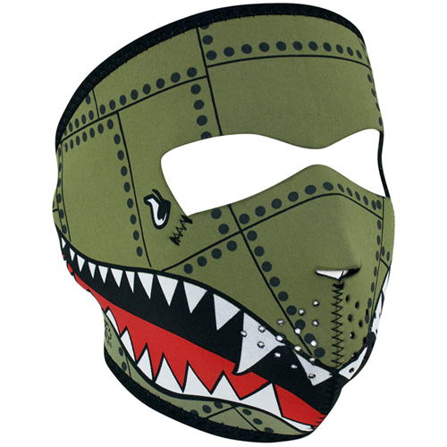 Neoprene Bomber Face Mask