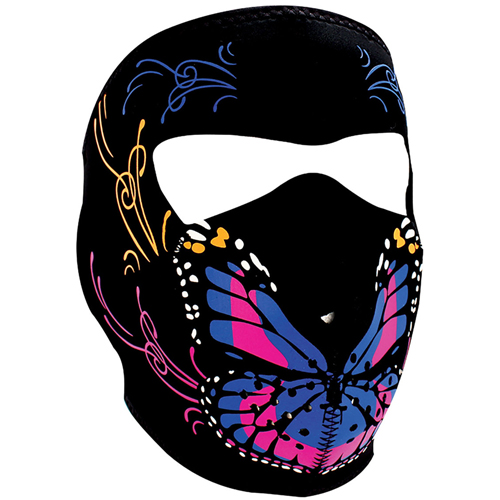 Neoprene Butterfly Face Mask