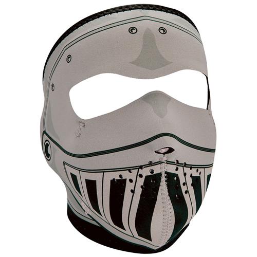 Neoprene Knight Face Mask
