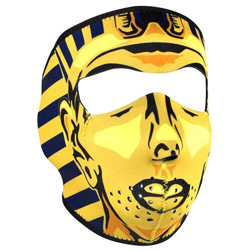 Neoprene King Tut Face Mask