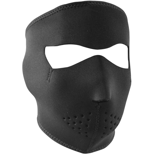 Neoprene Black Face Mask