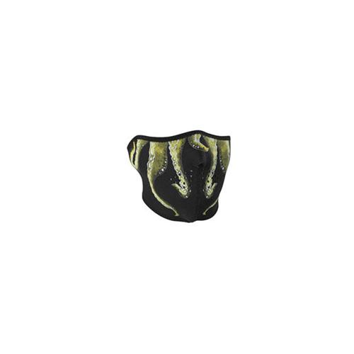 Neoprene Octopus/Davey Jones 1/2 Face Mask