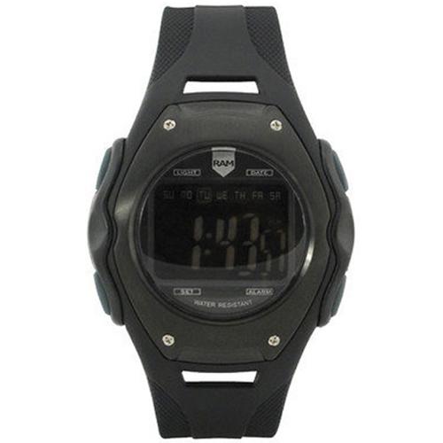 RAM Digital Tactical Watch All Black