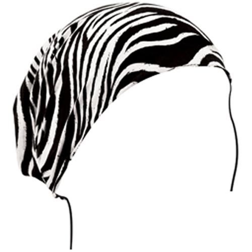 Headwrap Cotton Zebra Print