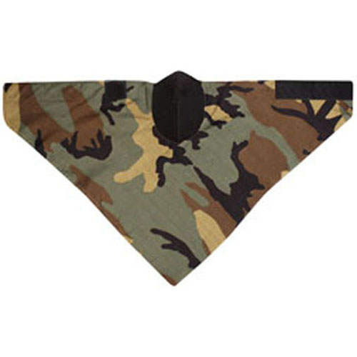 Neodanna and reg Mask Cotton-Neoprene Woodland Camo