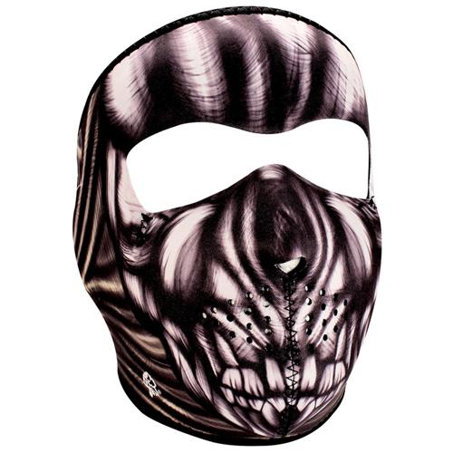 Full Mask Neoprene Ancient Skull