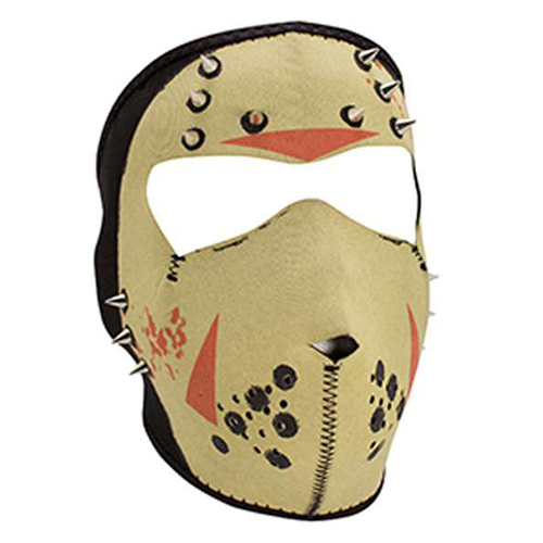 Full Mask Neoprene Glow Jason Spikes