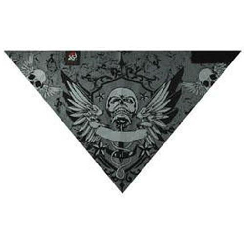 3-IN-1 Bandanna Cotton Pirate Crest