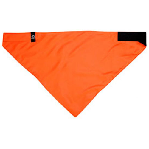 3-IN-1 Bandanna Fleece Lined High-Visibilty Orange