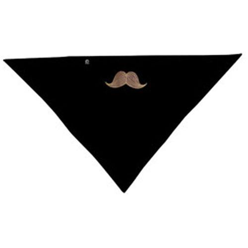 3-IN-1 Bandanna Bamboo-Cotton Mustache