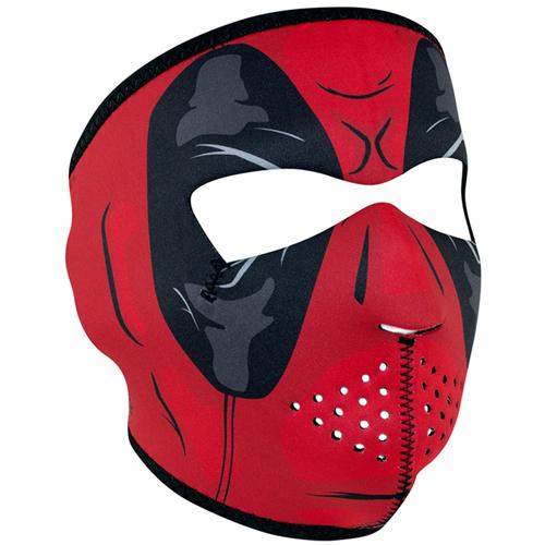 Neoprene Full Mask Red Dawn
