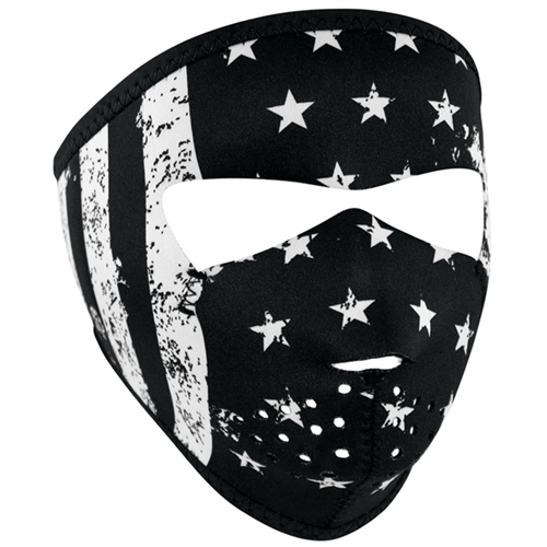 Stars and Stripes Full Face Mask