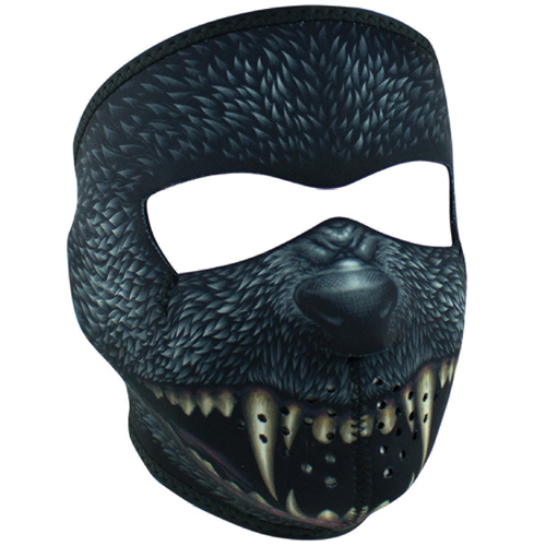 Silver Bullet Face Mask